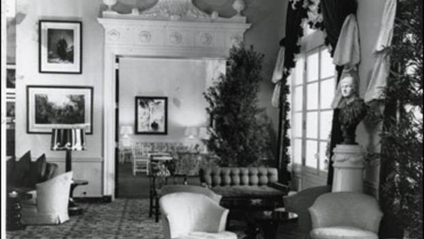 The High Style of Dorothy Draper, The Greenbrier, circa 1948
