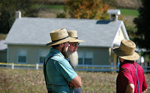 Amish School Shooting