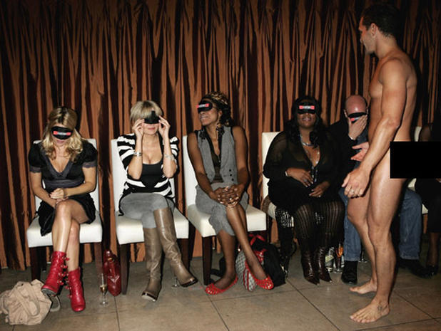 The Naked Fashion Show
