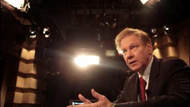 "Tom Davis, R-Va., appears on CBS's ""Face the Nation"" in Washington, Sunday, Oct. 8, 2006."