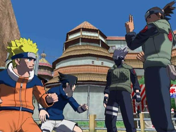 NARUTO Screenshots