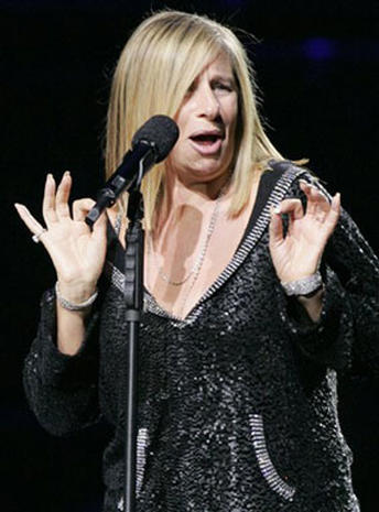 Streisand Sings
