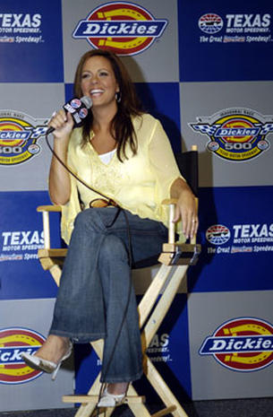 Sara Evans: Dancer Interrupted