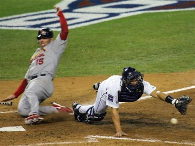 2006 World Series: Game 1