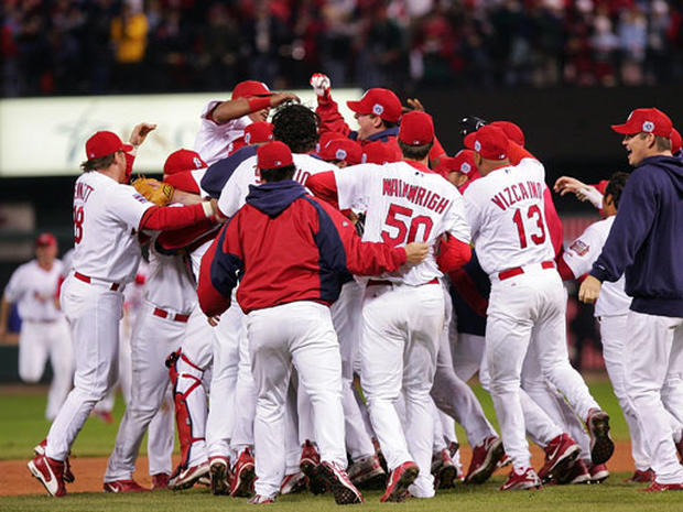 2006 World Series: Game 5