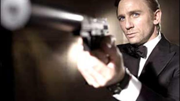 Daniel Craig, James Bond, 007
