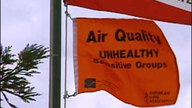 Blackstone--Foul Air--San Joaquin Valley