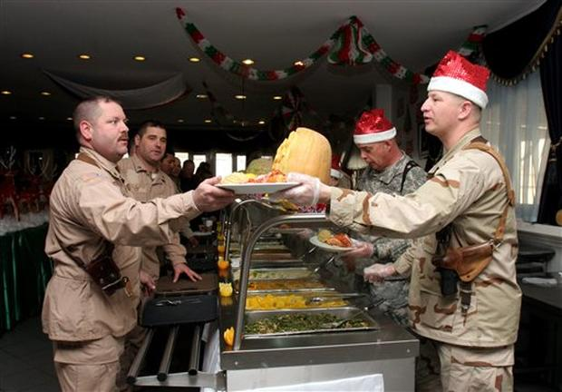 Holiday Season In Iraq