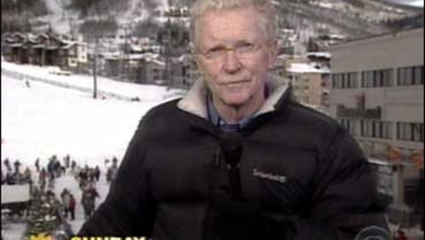 Bill Geist/weather forecasters/SundayMorning