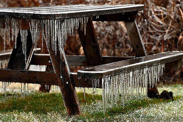 Ice Storms Cometh