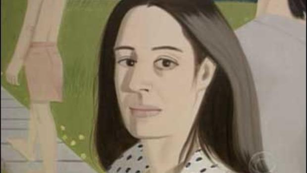katz artist wife Alfonsi