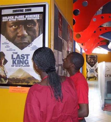 """Uganda Gets """"Last King"""""""