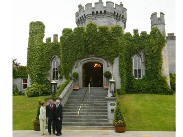 Castles Of The Emerald Isle