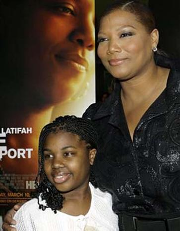 "Latifah's ""Life Support"""