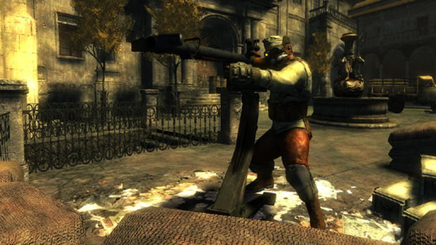 The Glaive -- Evolution Power #1 - Dark Sector - Pictures - CBS News