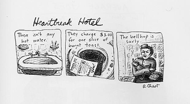 The Cartoons Of Roz Chast