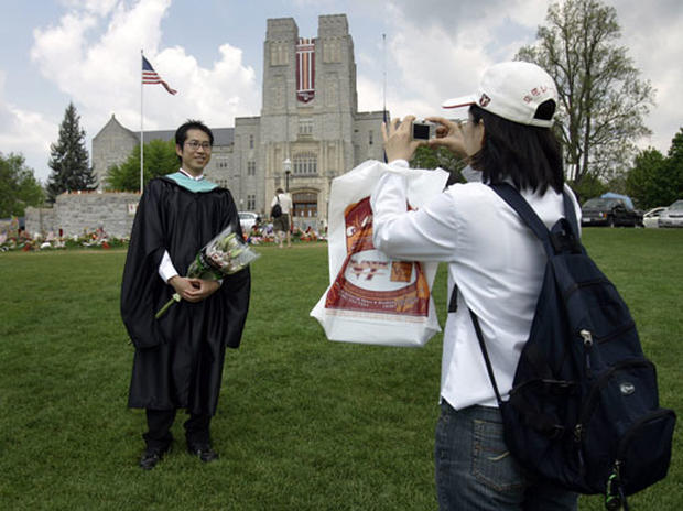 Virginia Tech Graduation