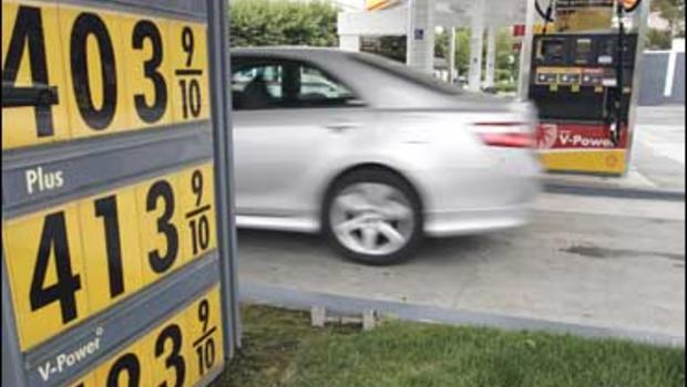 travel, driving, gas prices