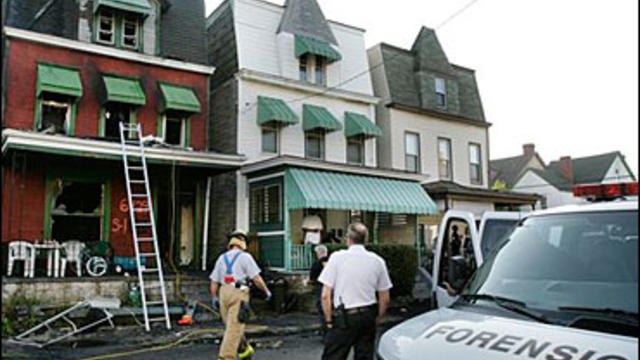 5个孩子在Pittsburgh House Fire死亡