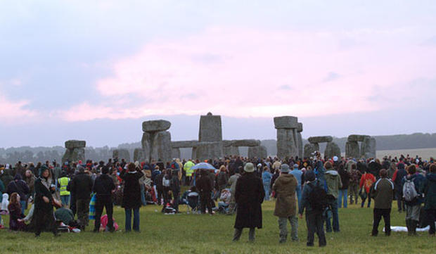 Celebrating The Solstice