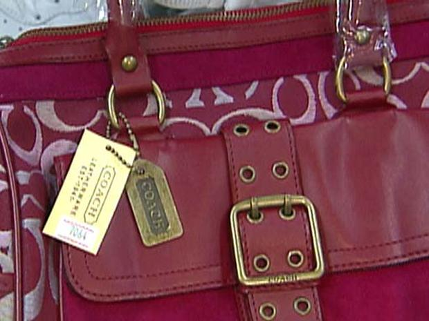 Counterfeit Smuggling Ring Bust