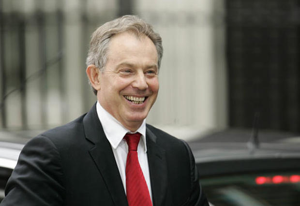 End Of A Blair-a