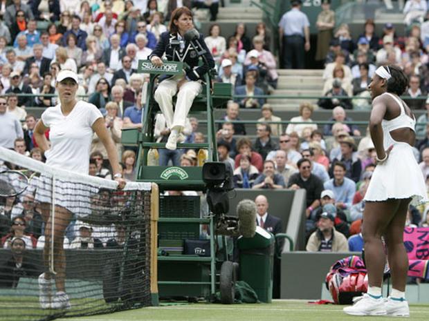 Wimbledon 2007: Week One