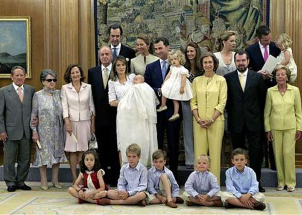 Sofia's Baptism