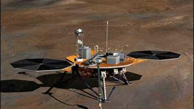 an analysis of challenges faced by the mars polar lander Exploration and engineering  fort to refly the polar lander mission under the name mars phoenix, he and his  the mars phoenix project team was faced with a task.