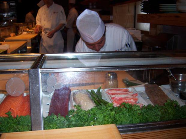 Dinner With Nobu