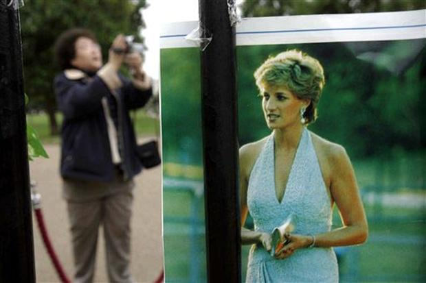 Remembering Diana