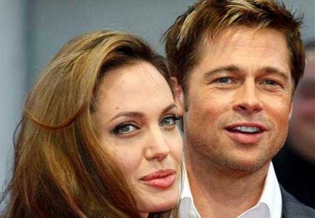 Brangelina in France