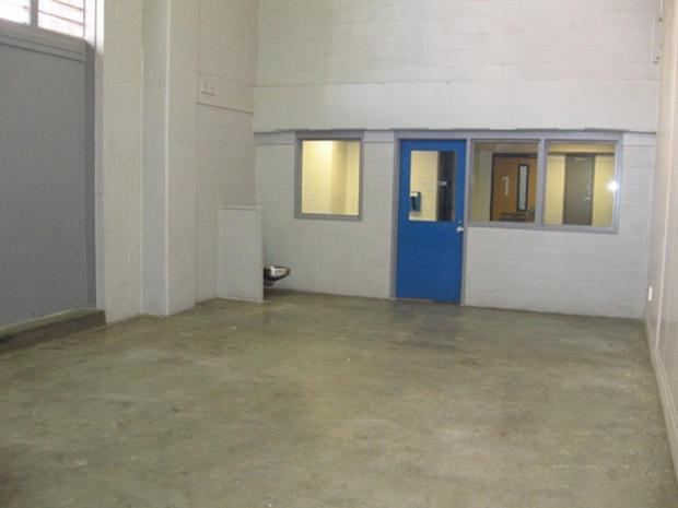 O.J.'s Jail House