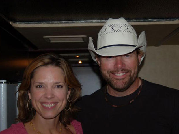 Boston Patriot: Toby Keith