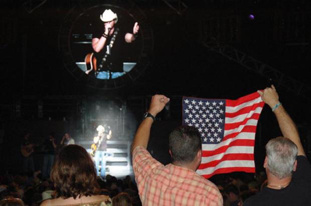 Boston Patriot: Toby Keith