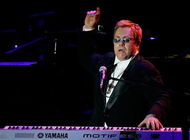 Sir Elton In New York