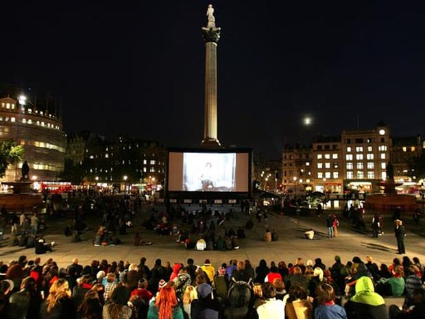 London Focuses On Films