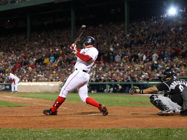2007 World Series: Game One