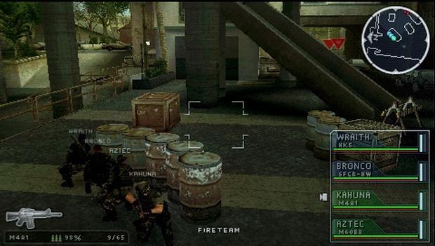SOCOM: Tactical Strike Screenshots