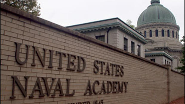 Sex naval academy