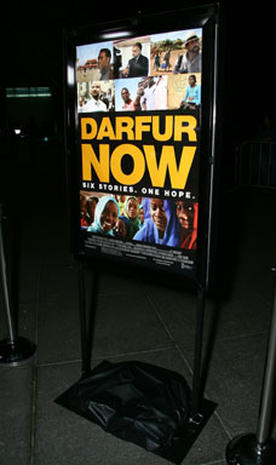 """Darfur Now"" Screening"