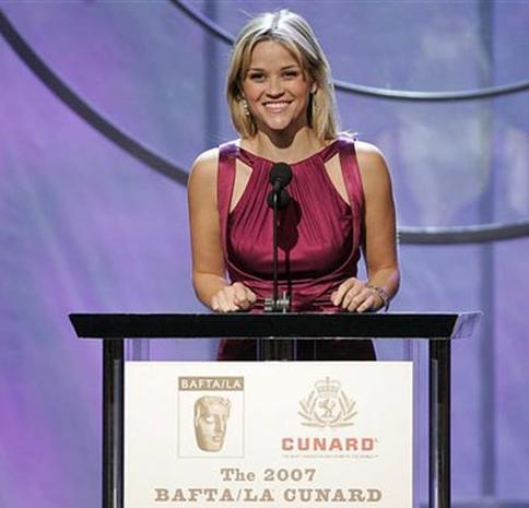 Britannia Awards 2007