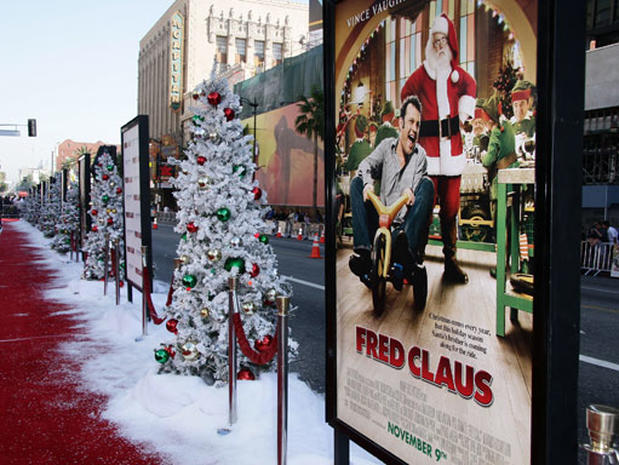 """Fred Claus"" Is Comin' To Town"