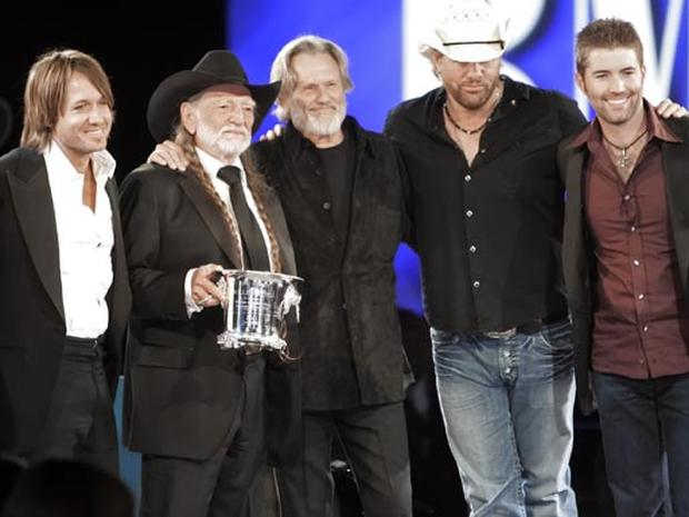 BMI Honors Willie Nelson