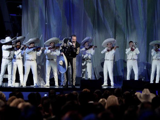Latin Music Honors In Vegas