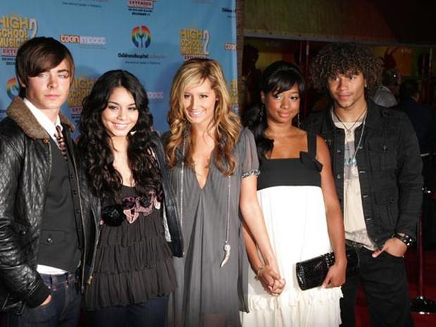 """High School Musical"" Celebrated"