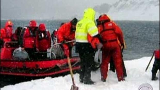 Rescued Tourists Recount Panic
