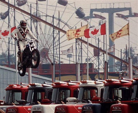 Evel Knievel: 1938-2007