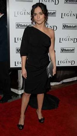 """I Am Legend"" Premiere"