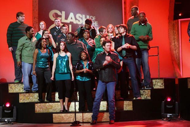 """Clash Of The Choirs"""